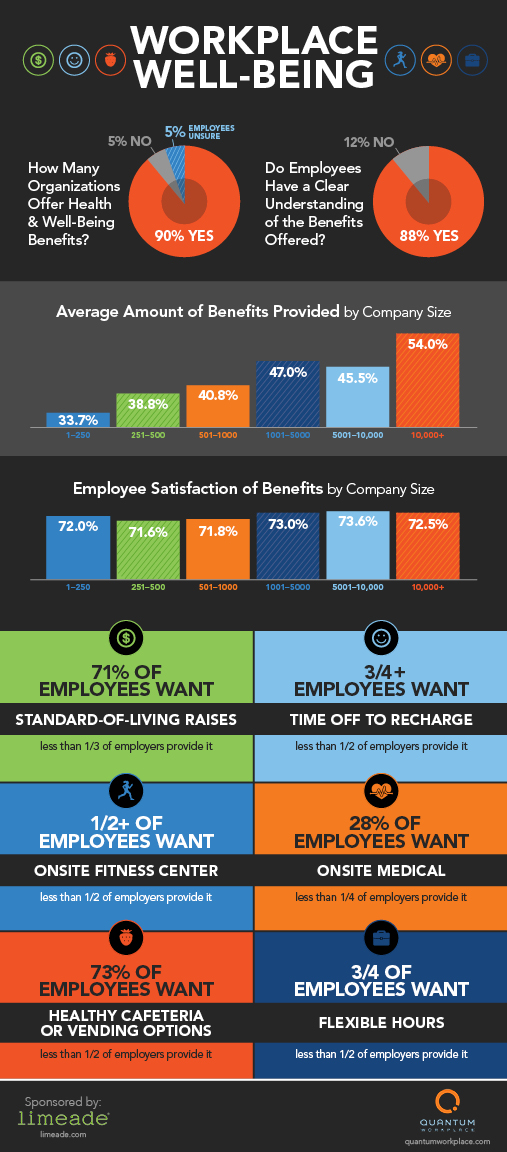 Workplace Well-Being Findings