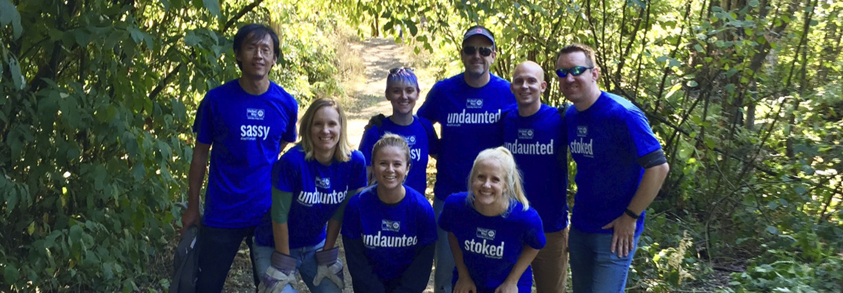 Volunteer - See how LimeMates spent their volunteer time off together