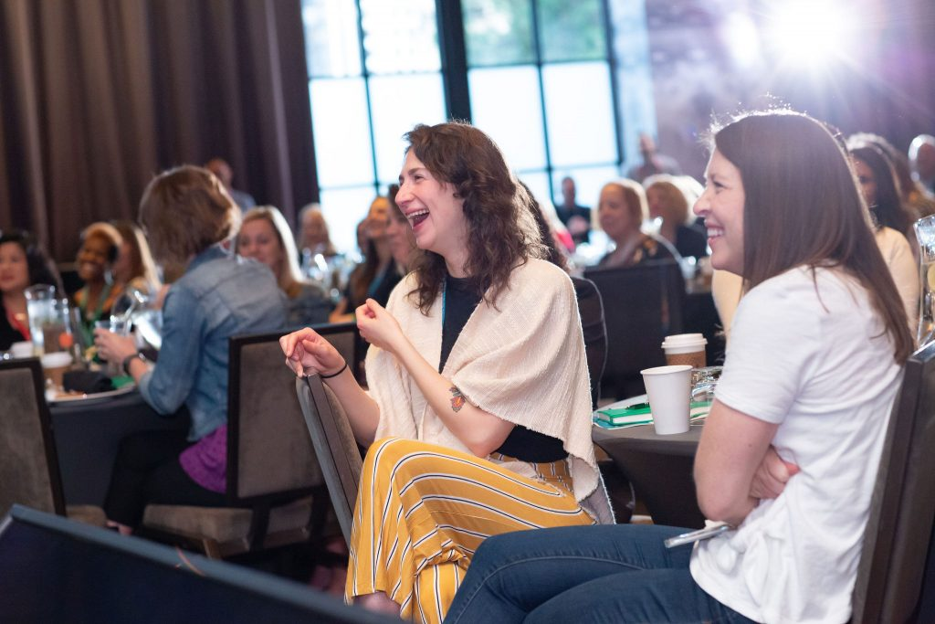 McLendon Photography PRINT 1778 1024x683 - Shabnam Mogharabi on The Power of Joy at Limeade Engage 2019