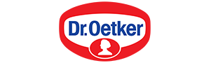 Customer logo DrOetker - Well-being