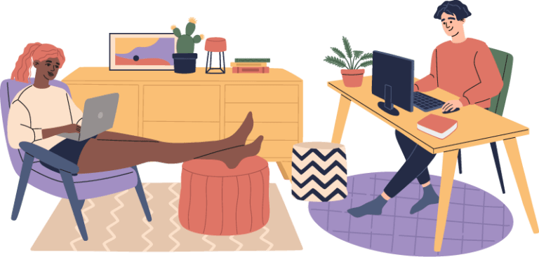 Employee Care Report –Working From Home